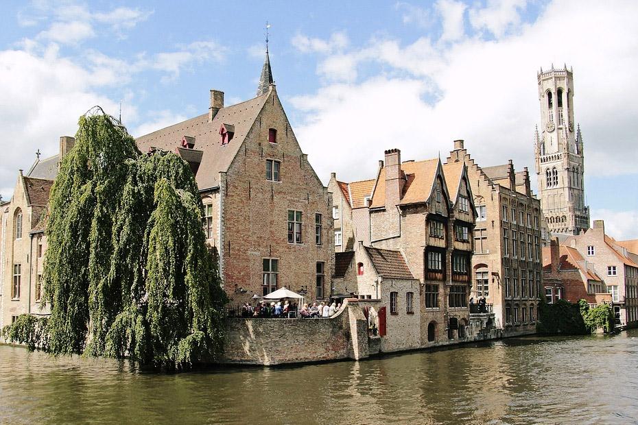 5 endroits à visiter en Belgique