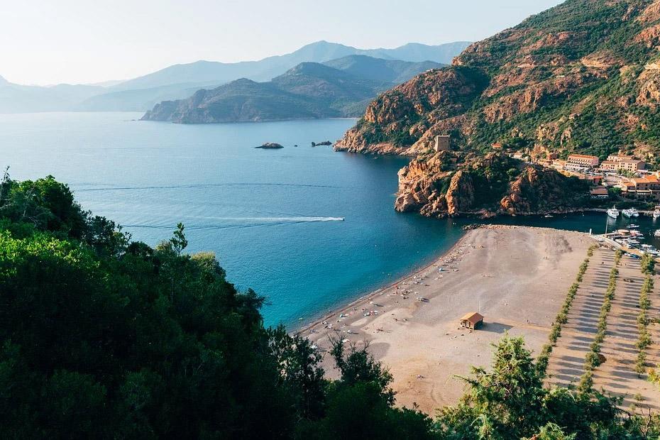 5 lieux à visiter en Corse