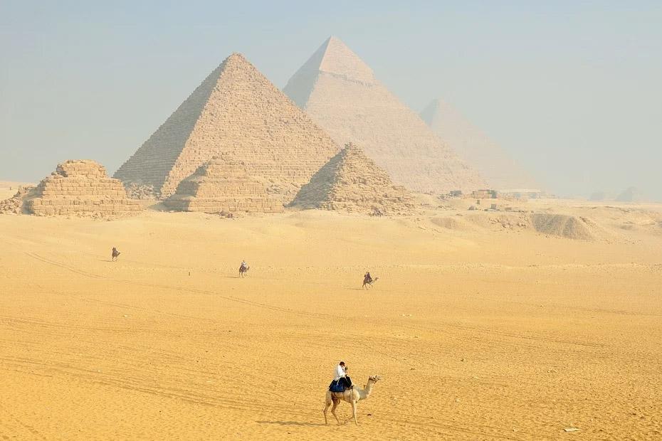5 lieux à visiter en Égypte